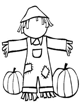 Scarecrow Creative Writing Teaching Packet