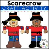 Scarecrow Cut and Paste