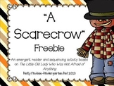 Scarecrow Emergent Reader and Sequencing