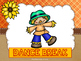Scarecrow Emoji Freeze Dance - Movement/Brain Break Activi