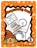Scarecrow Face - Fall - Harvest - Halloween - Sequencing R