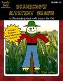 Scarecrow Fall / Autumn Mystery Graph