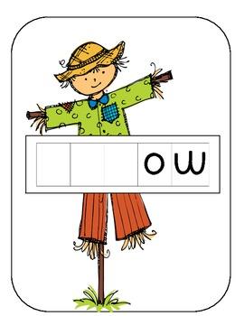 Scarecrow Fun-Freebie!