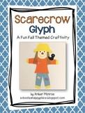 Scarecrow Glyph {A Fun Fall Craftivity}
