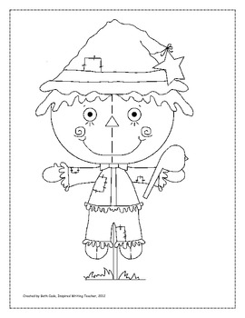Scarecrow Glyph for Inferring and Writing
