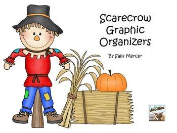 Scarecrow Graphic Organizers