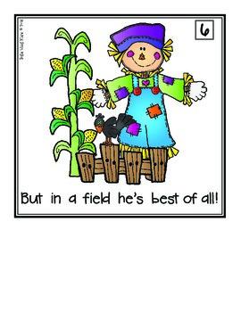Scarecrow Happy