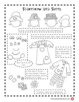 Scarecrow Idea Sheet