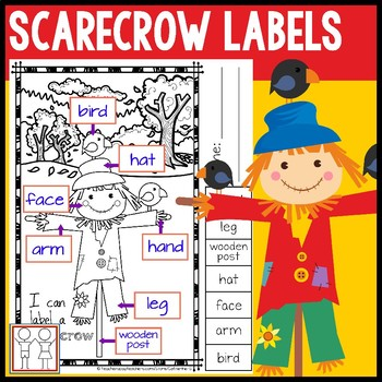Label the Scarecrow