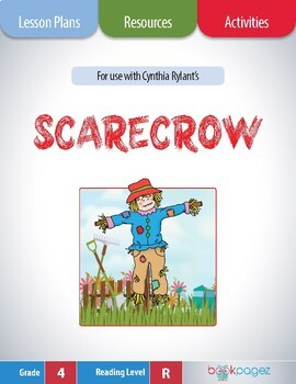 Scarecrow Lesson Plans & Activities Package, Fourth Grade (CCSS)