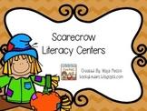 Scarecrow Literacy Centers