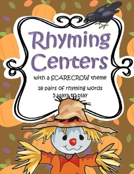 Rhyming - Scarecrows