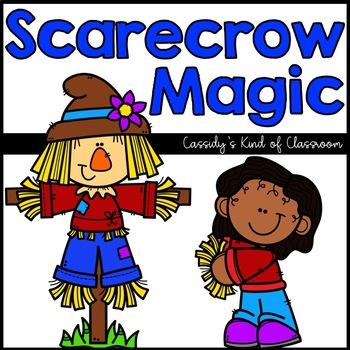 Scarecrow Magic Book Unit