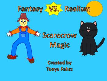 Scarecrow Magic Fantasy vs. Realism