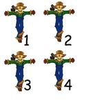Scarecrow Mini-Math Unit