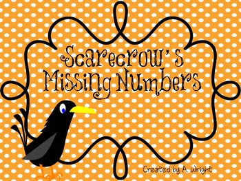 Scarecrow Missing Numbers