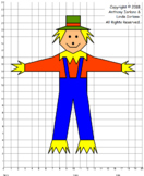 Scarecrow Mystery Picture