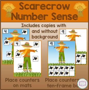 Scarecrow Number Sense