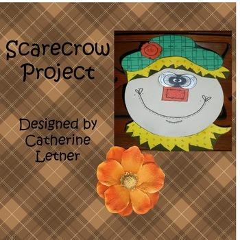 Fall Craft, Scarecrow Craft