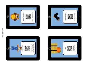 Scarecrow QR Codes