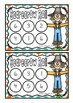 Scarecrow Roll - Dice Recognition Game - Subitising