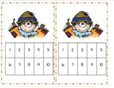 Scarecrow Roll and Cover 1-10