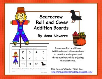 Scarecrow Roll and Cover Addition Boards