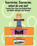 Scarecrow, Scarecrow, What Do You See? Teacher Book and Student Book