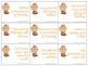 Scarecrow Sentences: Prepositions & Conjunctions