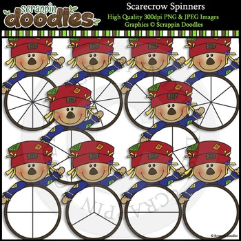 Scarecrow Spinners