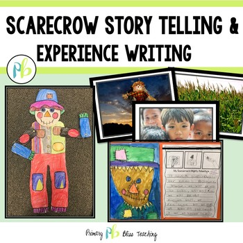 Scarecrow Personal Narrative Writing, Story Telling & Art Unit