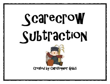 Scarecrow Subtraction Game