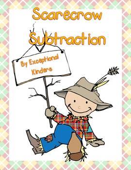 Scarecrow Subtraction Mats