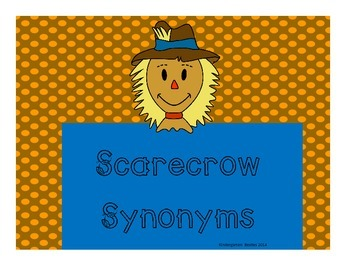 Scarecrow Synonyms