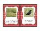 Scarecrow Theme Vocabulary Cards