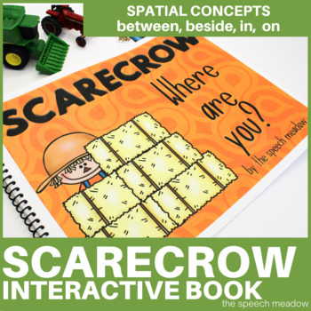Scarecrow Where are you? Interactive Preposition Story