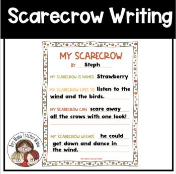 Scarecrow Writing