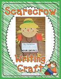Scarecrow Writing Craft