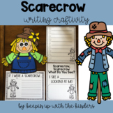 Scarecrow Writing Craftivity