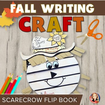 Scarecrow Fall Activity Craft Book