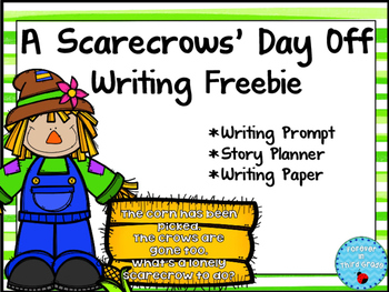 Scarecrow Writing Project