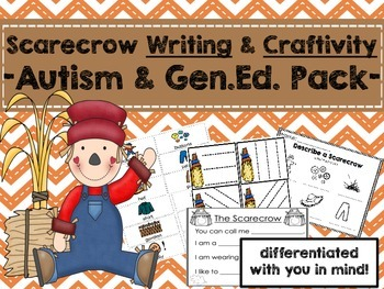 Scarecrow Writing and Craft Pack