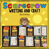 Fall Scarecrow Writing and Craftivity - Free