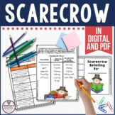 Scarecrow by Cynthia Rylant Book Companion in PDF and Digital Formats