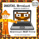 Digital Breakout Escape Room - Scarecrow's BEST Friend Dig