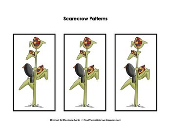 Scarecrows:  Fun and Free Activities