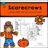Scarecrows Literacy Mini Unit