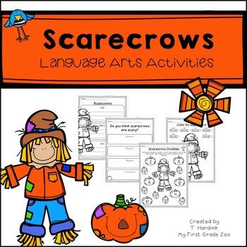 Scarecrows Literacy Mini Unit