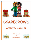Scarecrows: Activity Sampler