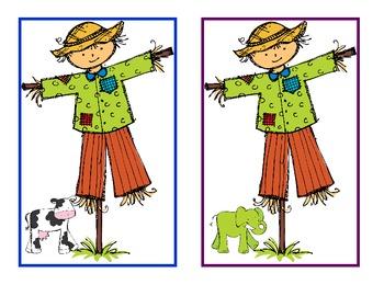 Scarecrows, Farms, And Autumn Activites